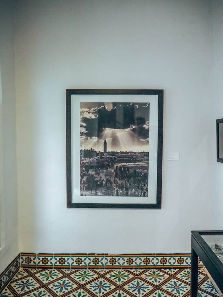 Marrakesh House of Photography Framed Picture