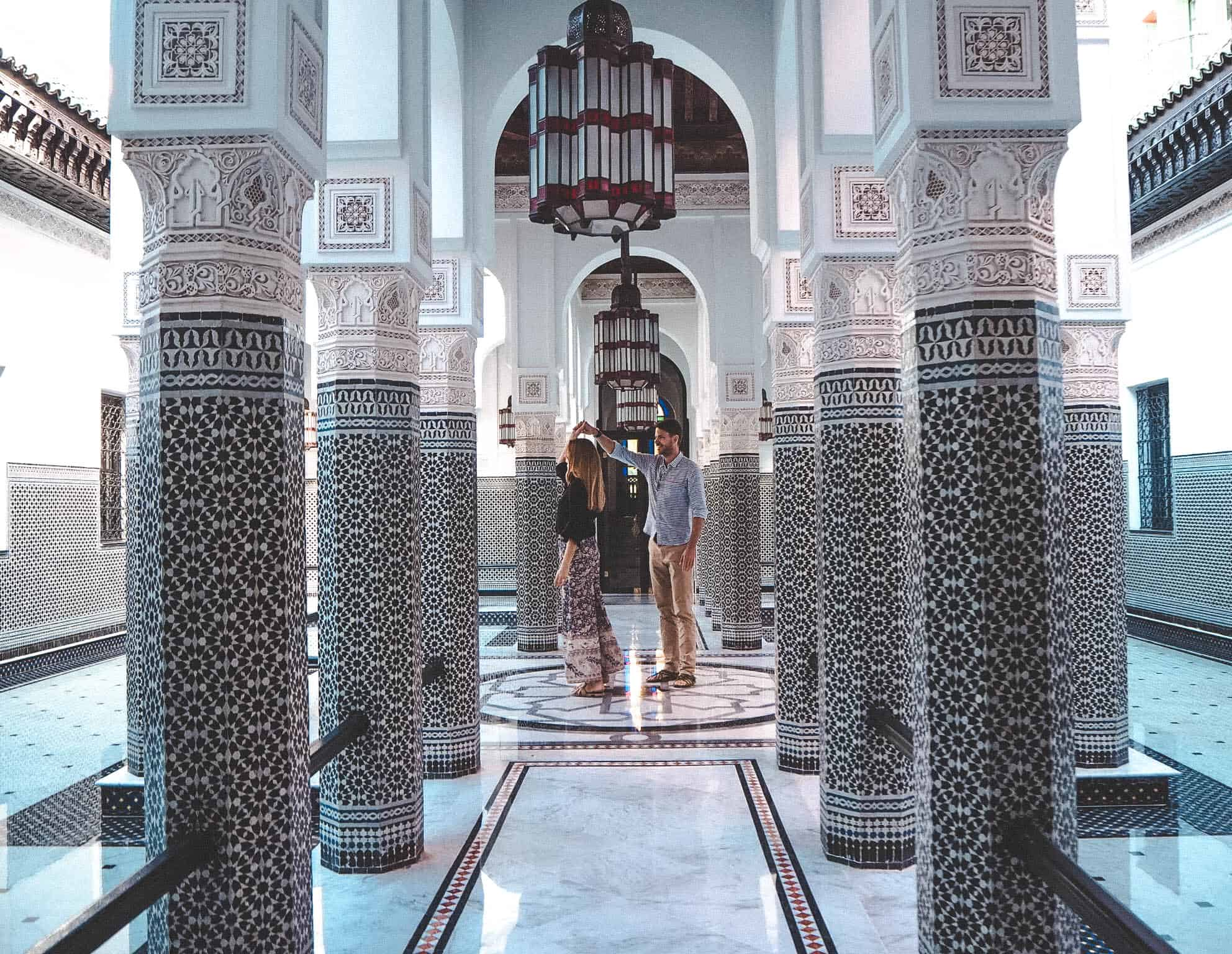 Marrakesh La Mamounia
