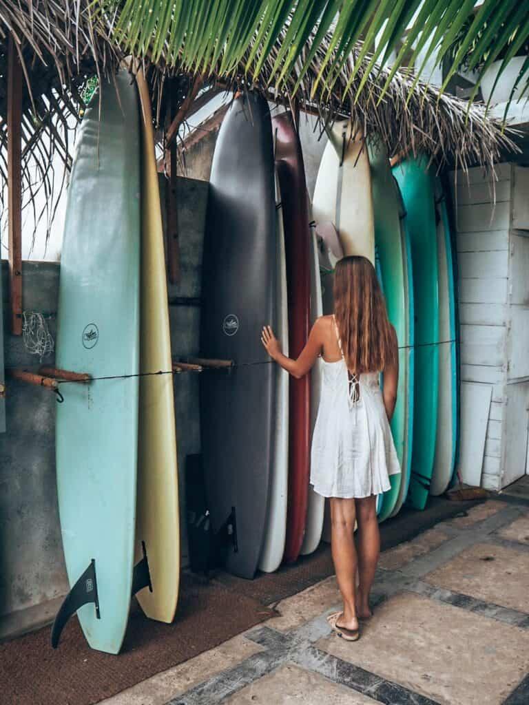 Ceylon Sliders Women Surfboards