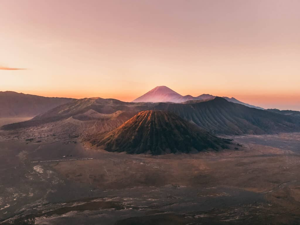Java Mount Bromo Sunrise