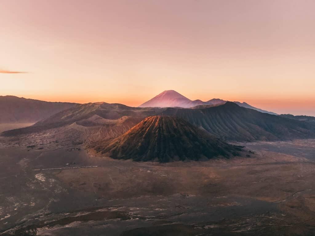 Java Mount Bromo Sunrise