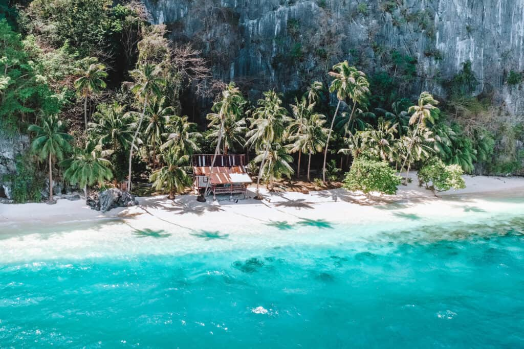 El Nido Pinagbuyutan Island Beach Hut