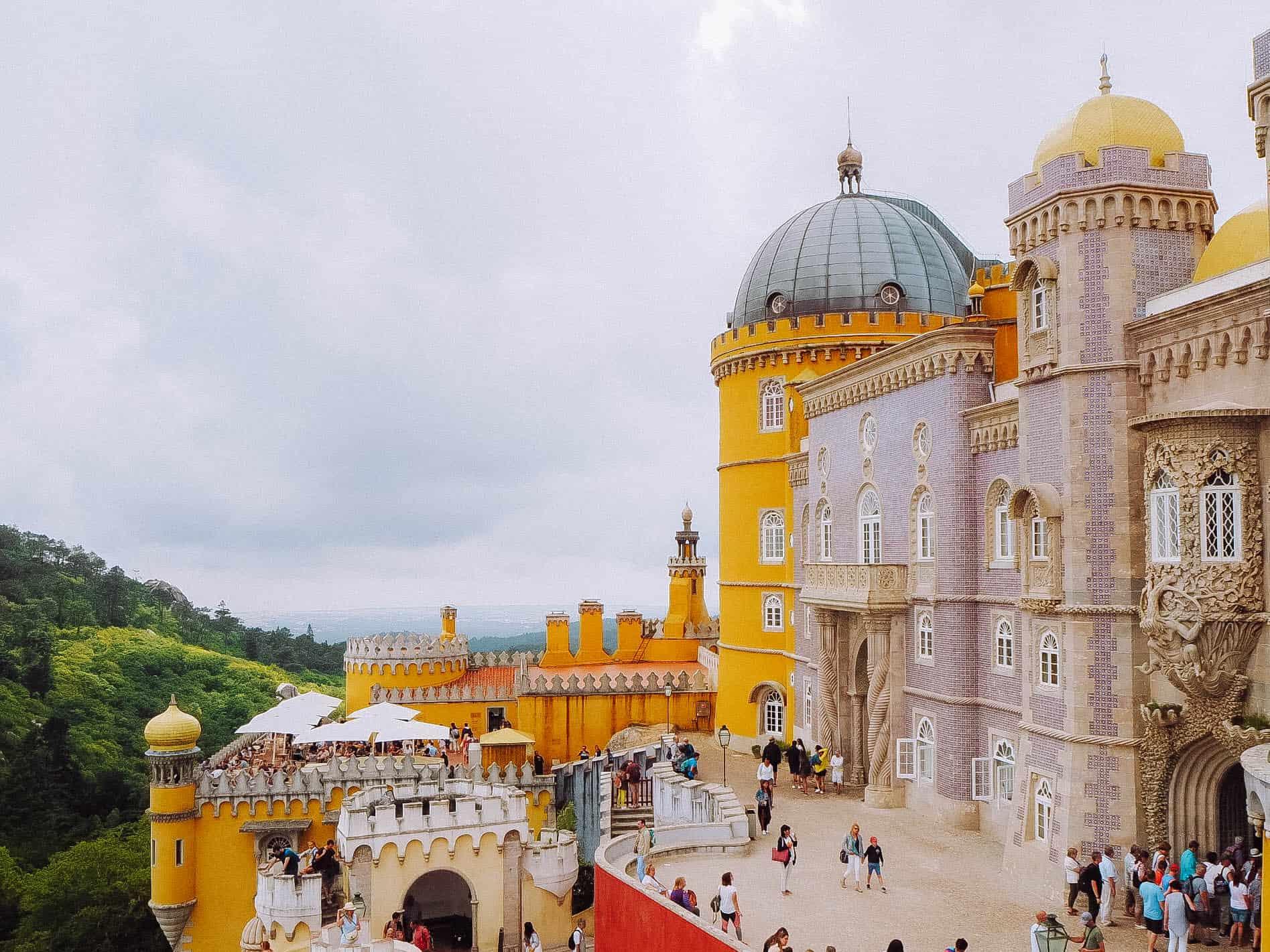 Lisbon Sintra Castle