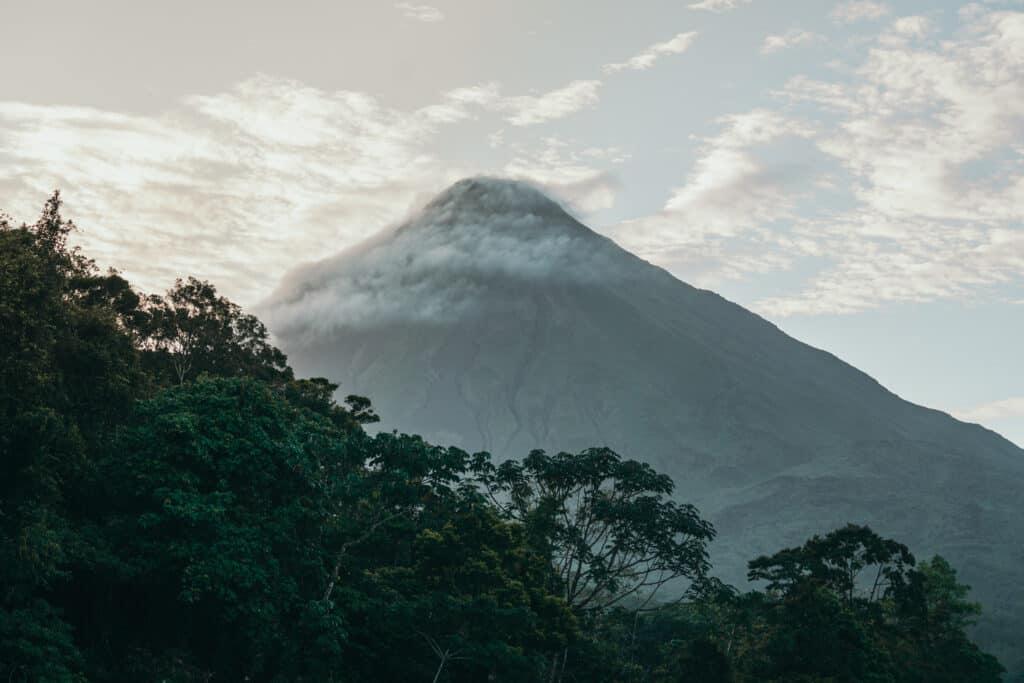 La Fortuna Arenal Volcano