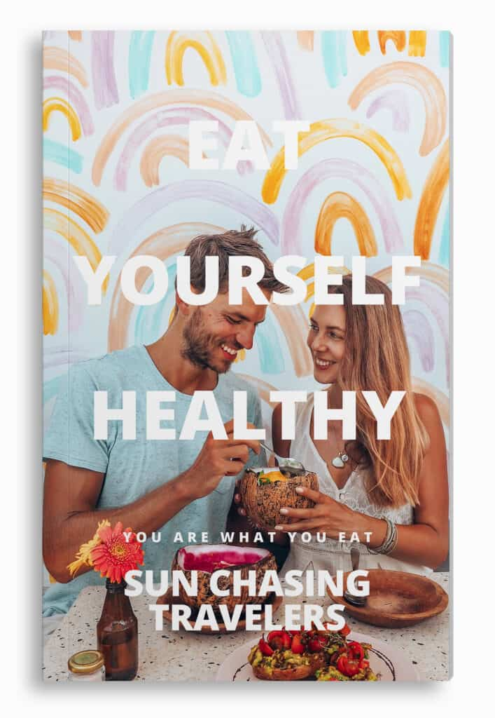 Eat Yourself Healthy eBook Cover