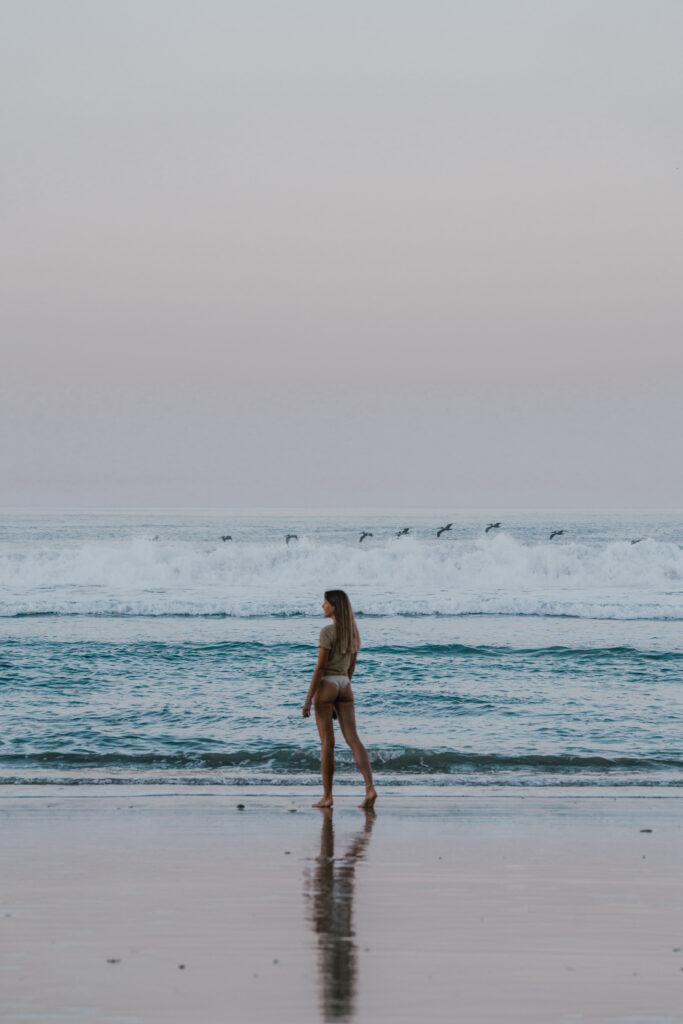 Sunrise Santa Teresa Beach